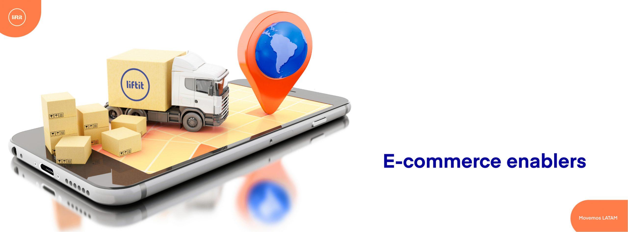 Logística; habilitador del e-commerce