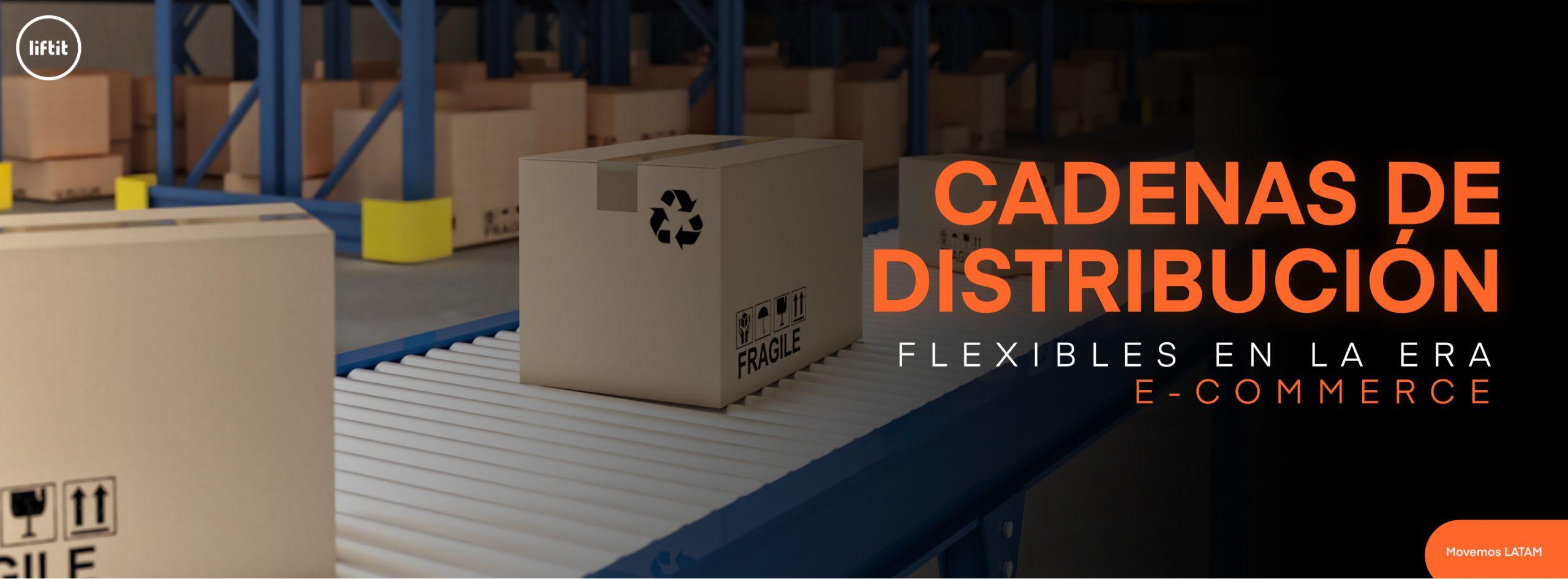 cadenas de distribucion flexibles en la era ecommerce