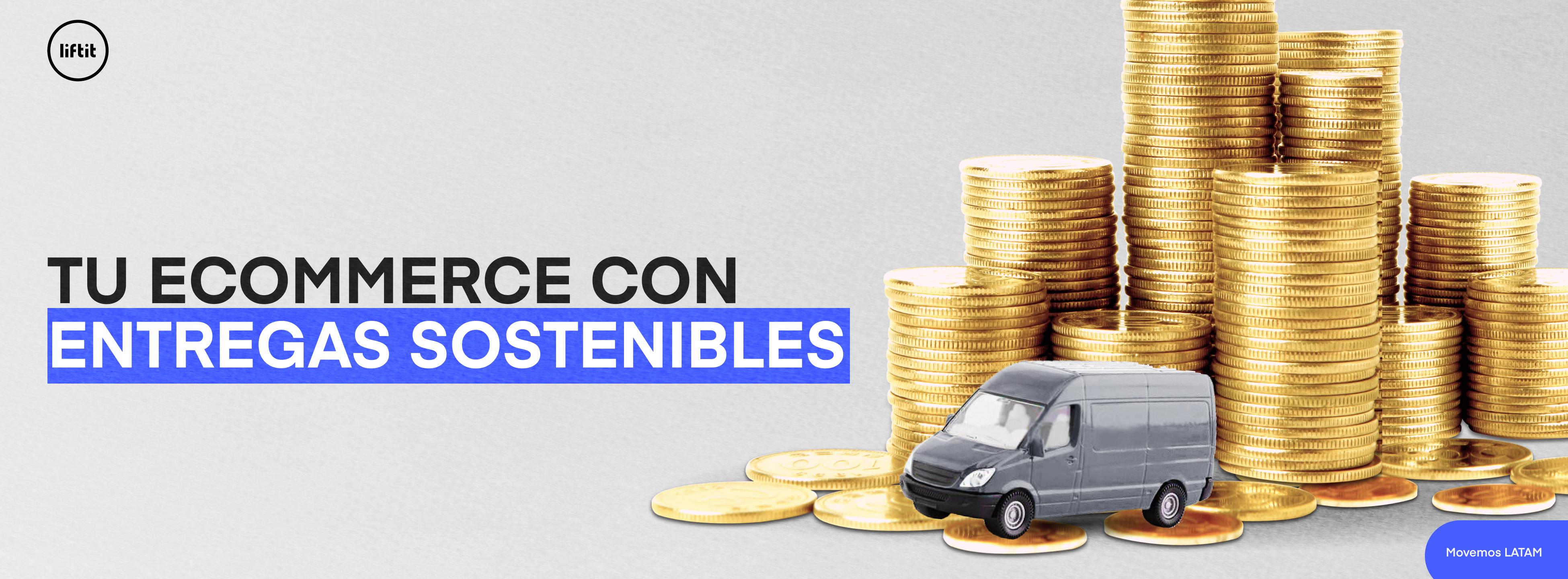 sostenibilidad; tu ecommerce con entregas